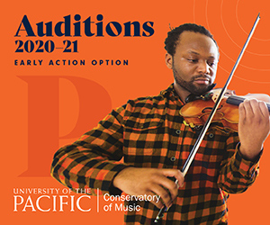 University of the Pacific – Auditions